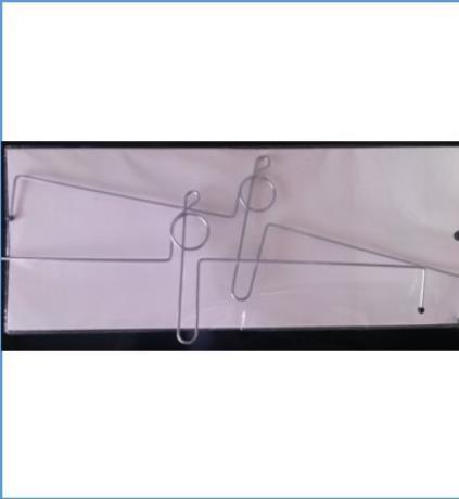 Prendedor de Hinário -  29cm - Clave de Sol - (Hinários CCB Cordas e Orgão)