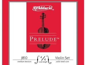 Encordoamento Violino - Prelude J810
