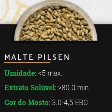 Malte Pilsen Viking 3 a 4,5EBC - IMPORTADO - SACA 25kg