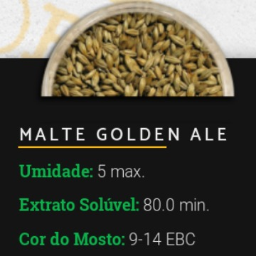 Malte GOLDEN Ale Viking 9-14EBC