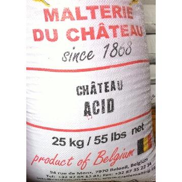Malte Acid Belga Chateau Castle Malting - Acidificado 9 EBC 3,9°L