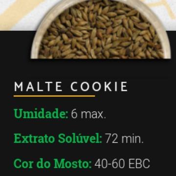 Malte Cookie 40-60 EBC - Viking - Equivalente ao Biscuit
