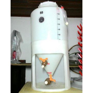 Fermentador Rotomoldado Completo - 50 litros