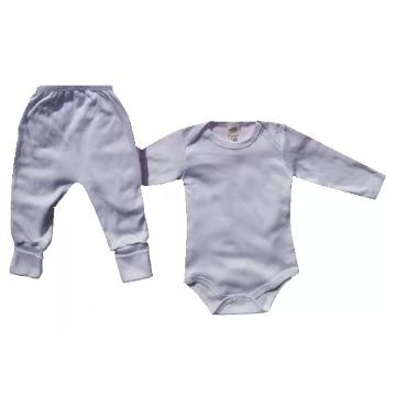 Conjunto Body e Mijão pé reversível - Anjo Travesso - Cacio Moda Infantil  Juvenil Masculina a7a0a903b3a7e