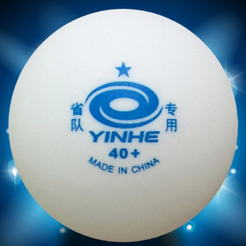 Bola YINHE 40+ SL 1* - 10 unidades