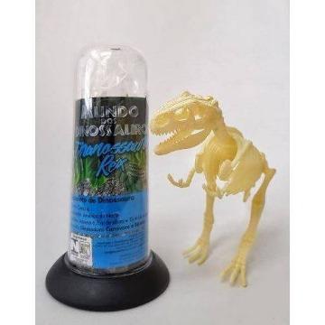 Mundo Dos Dinossauros - Mini Tiranossauro Rex