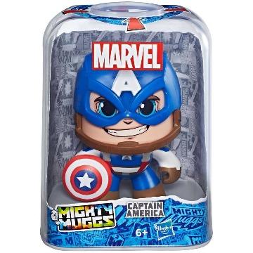 Mighty Muggs Marvel - Capitão América
