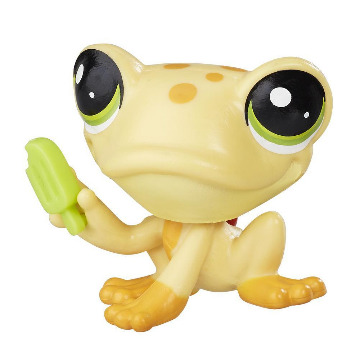 Littlest Pet Shop - Froggy La Rana