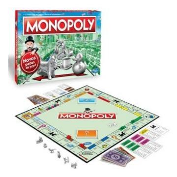 Novo Monopoly - Clássico