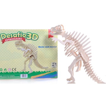 DESAFIO 3D - ESPINOSSAURO