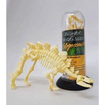 Mundo Dos Dinossauros - Mini Estegossauro