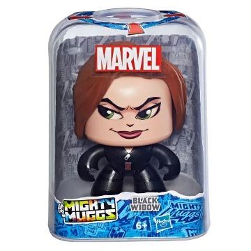 Mighty Muggs Marvel - Viúva Negra