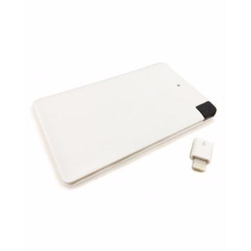 ef2fa1cae E108 - Carregador portátil Power Bank Slim ultrafino c  uma bateria interna  KIMASTER - OUTLETPLAY