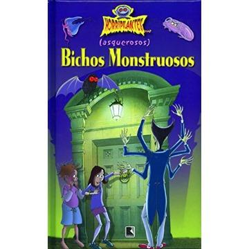 ( Asquerosos ) Bichos Monstruosos - Col. Horripilantes