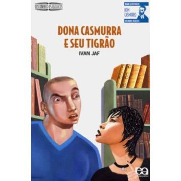 Dona Casmurra e seu Tigrão - Col. Descobrindo os Clássicos
