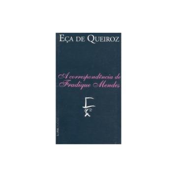 Correspondencia de Fradique Mendes, a - Livro de Bolso