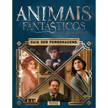 Animais Fantásticos e Onde Habitam - Guia Dos Personagens