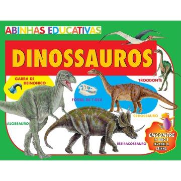 Dinossauros - Coleção Abinhas Educativas