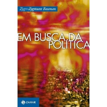 Livro - Em Busca Da Politica