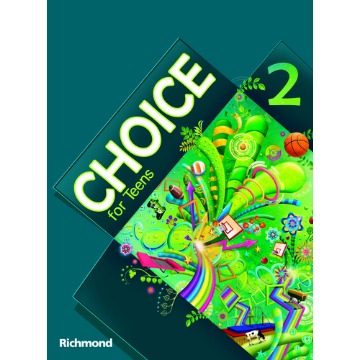 Choice For Teens 2 - Com CD-ROM