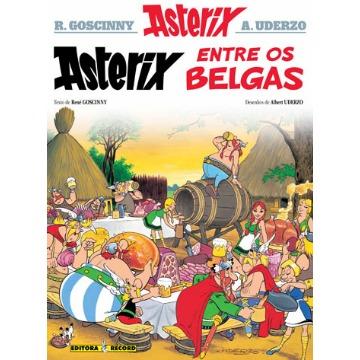 Asterix Entre os Belgas-uma Avent de Asterix
