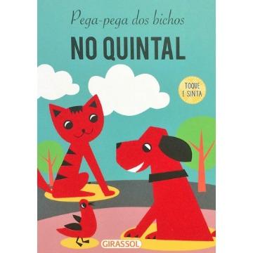 Pega-Pega Dos Bichos - No Quintal