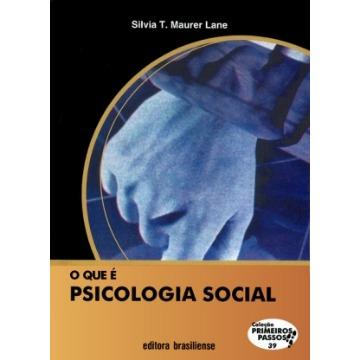 Que E Psicologia Social, O