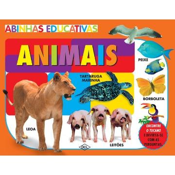 Animais - Coleção Abinhas Educativas