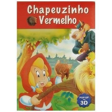 Chapeuzinho Vermelho - Pop-up Em 3D
