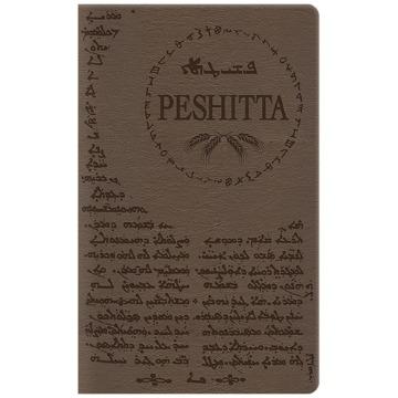 Bíblia Peshita - Marrom