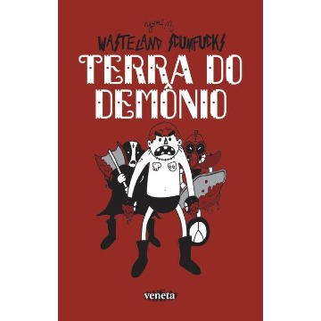 Wasteland Scumfucks - Terra do Demônio