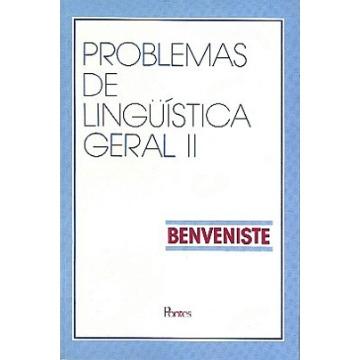 PROBLEMAS DE LINGUISTICA GERAL - VOL. 2