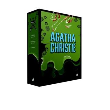 Box - Coleção Agatha Christie 4 - 3 Volumes