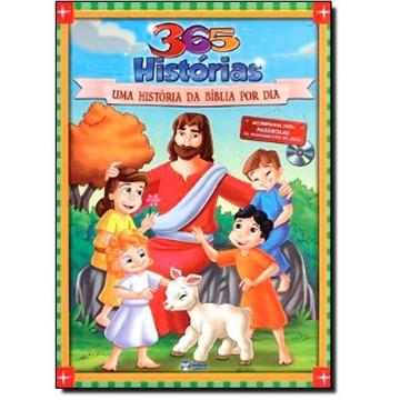 365 Histórias: Uma História Da Bíblia Por Dia