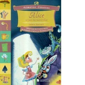 Alice no País das Maravilhas - Col. Primeiros Clássicos