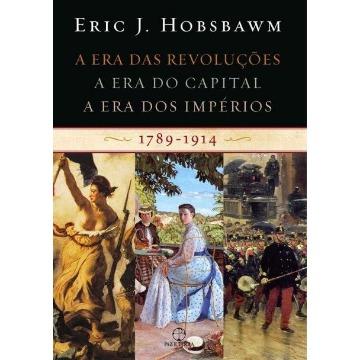 Box Das Eras - Eric J. Hobsbawm