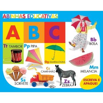 Abc - Coleção Abinhas Educativas
