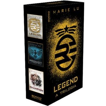 Box - Legend - A Trilogia