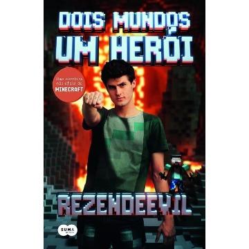 Dois Mundos, Um Herói - Uma Aventura Não Oficial de Minecraft