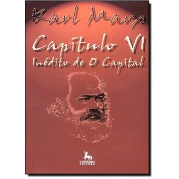Capitulo VI Inédito De O Capital