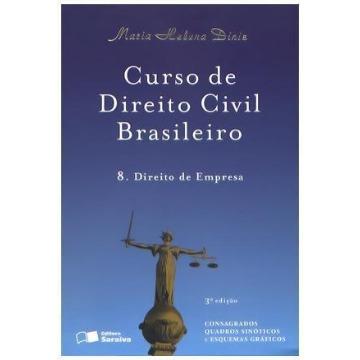 Curso de Direito Civil Brasileiro - Vol. 8 - Direito de Empresa - 3ª Ed.