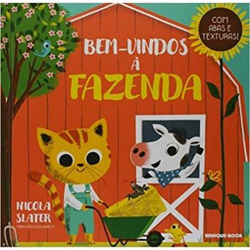 BEM-VINDOS À FAZENDA