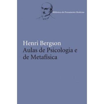 Aulas de Psicologia e de Metafísica