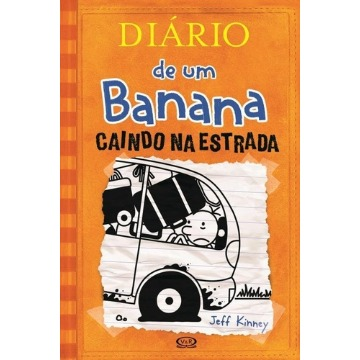 Diário de Um Banana 9 - Caindo na Estrada