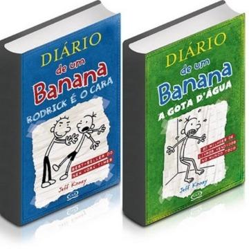 Diário de Um Banana - Livro Verde - 2 Volumes