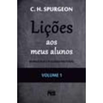 LIÇÕES AOS MEUS ALUNOS - vol. 1