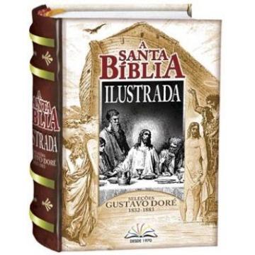 A Santa Biblia Ilustrada - Minilivro