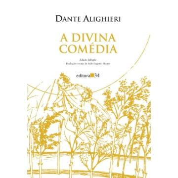 A Divina Comédia - 3 Volumes - Ed. Bilíngue