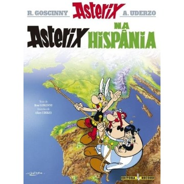 Asterix na Hispania