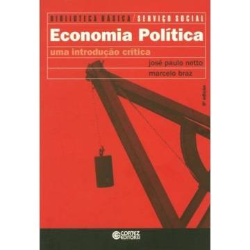 Economia Política - Uma Introdução Crítica - Col.